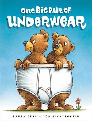 cover image of One Big Pair of Underwear
